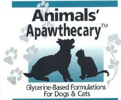 Animals' Apawthecary Herbal Tinctures