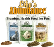 Life's Abundance Premium Health Food for Dogs and Cats