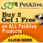 PetAlive Herbal and Homeopathic Remedies for Dogs and Cats