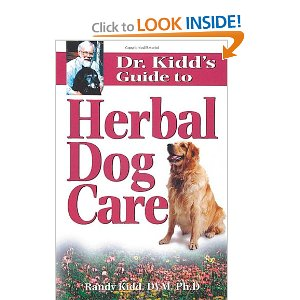 Dr. Kidd's Guide to Herbal Dog Care, by Randy Kidd