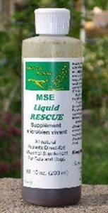 Natur's Way MSE Liquid Rescue Liquid Probiotic